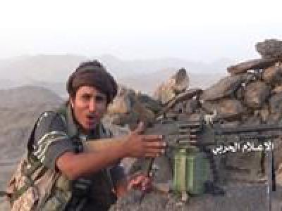تصویر از کشته شدن دهها نیروی ائتلاف سعودی در حملات مختلف نیروهای یمنی