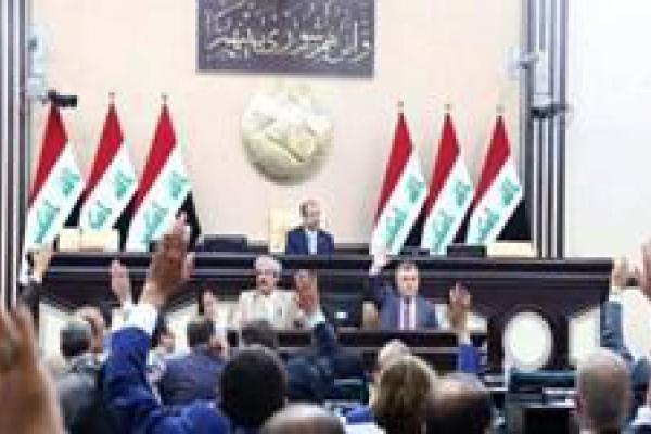 تصویر از فراکسیون اکثریت پارلمان جدید عراق تا هفته آینده معرفی میشود