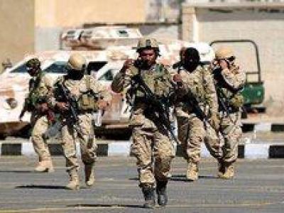 تصویر از هلاکت ۴نظامی سعودی در ساحل غربی