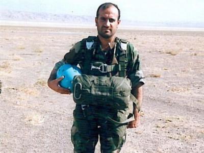 بازگشت پیکر مطهر شهید سلطانمرادی، ۴ سال پس از شهادت