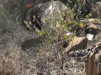 تصویر از ۶ نظامی سعودی دیگر به دست یمنیها از پای درآمدند