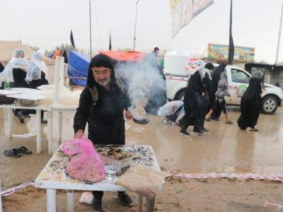 """تصویر از راهی که به """"حسین"""" ختم میشود + تصاویر"""