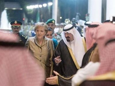 تصویر از دولت آلمان فروش تسلیحات به عربستان را از سر گرفت