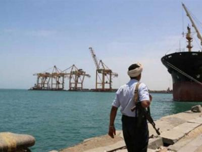 تصویر از ائتلاف سعودی کشتیهای حامل سوخت به یمن را توقیف کرد