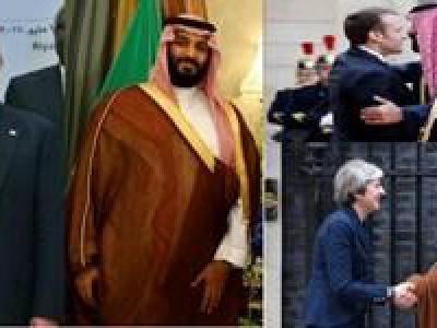 تصویر از آمریکا، فرانسه و انگلیس، فورا فروش سلاح به ائتلاف سعودی را متوقف کنند