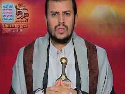 تصویر از رهبر انصارالله یمن: دشمن نمیتواند ما را وادار به تسلیم کند
