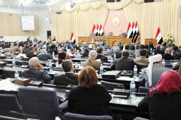 تصویر از عراق| اعلام حمایت دو گروه مهم از نامزدی الحلبوسی برای تصدی ریاست پارلمان