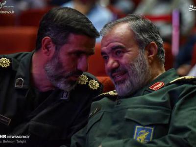 تصویر از تصاویر/ یادواره شهدای مدافع حرم