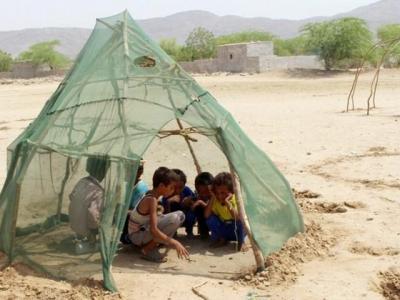 تصویر از سازمان ملل در تلاش برای خارج کردن بیماران خاص یمنی