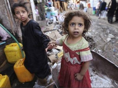 تصویر از درخواست سازمان ملل برای توقف فوری حملات عربستان به یمن