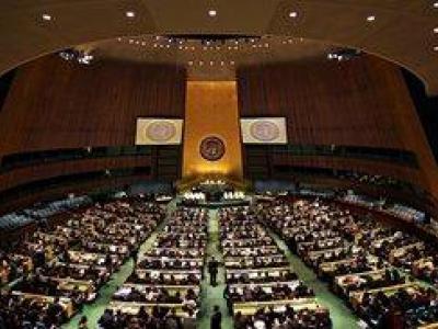 تصویر از پاسخ کوبنده ایران به عربستان در سازمان ملل