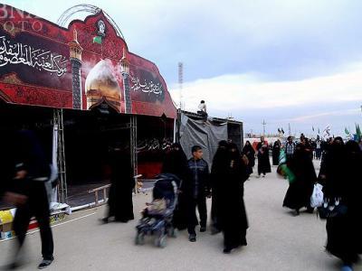 تصویر از موکب حضرت زینب(س) در همدان برپا میشود