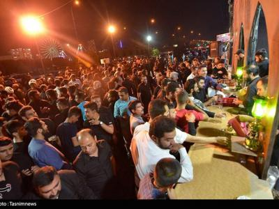 تصویر از اعتبارات اربعین شهرداری بوشهر مستقیم به موکبها پرداخت میشود