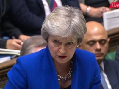 تصویر از نخستوزیر انگلیس از لغو روادید مظنونین قتل خاشقچی خبر داد