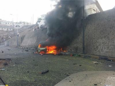 تصویر از یمن ترور یک فرمانده نظامی وابسته به امارات در عدن+عکس