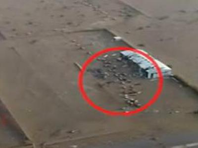 تصویر از اصابت موشک بالستیک بدر پی ۱ به مواضع مزدوران در ساحل غربی یمن + فیلم
