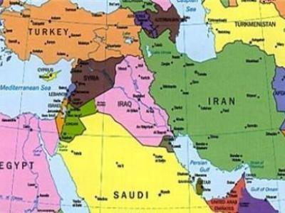 تصویر از سرفصلهای تحولات خاورمیانه و سوریه از ۲۰۰۱ تاکنون