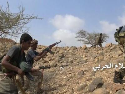 تصویر از عملیات جدید و شدید امارات در غرب یمن باز هم شکست خورد