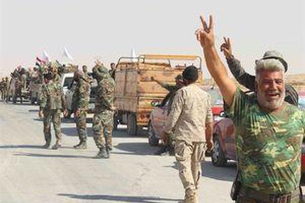 تصویر از شکست تلاش تروریستهای داعشی برای نفوذ به بغداد