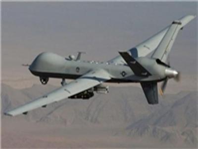 تصویر از حمله پهپادی ارتش یمن به پایگاه هوایی ملک خالد عربستان