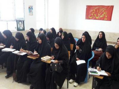 تصویر از برپایی دوره آمادگی کنکور کارشناسی ارشد علوم قرآن و حدیث در گراش