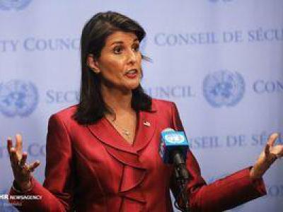 آخرین فرافکنیهای «نیکی هیلی» علیه ایران