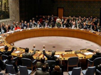 تصویر از شورای امنیت قطعنامه تأییدکننده آتشبس یمن را تصویب کرد