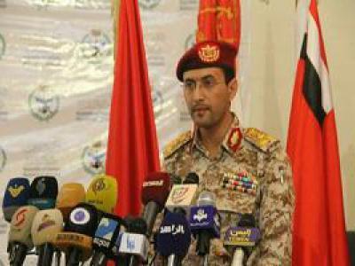 تصویر از سخنگوی نیروهای مسلح یمن از نقض توافق سوئد به وسیله متجاوزان خبر داد