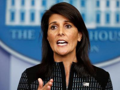 آخرین گزافهگوییهای نیکی هیلی علیه ایران