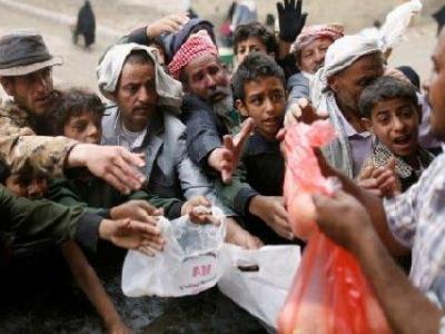 تصویر از هشدارهای بینالمللی درباره فقدان امنیت غذایی در یمن
