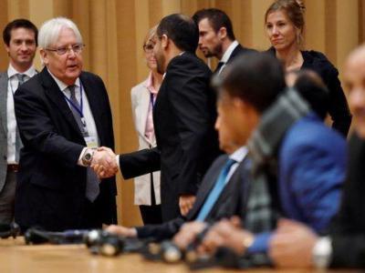 تصویر از اولین توافقها میان طرفهای یمنی در مذاکرات سوئد