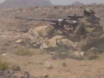 تصویر از پیروزیهای چشمگیر نیروهای یمنی در شمال و شمال شرق استان البیضاء/ کشته و زخمی شدن بیش از ۱۰۰ نیروی مزدور سعودی + نقشه میدانی