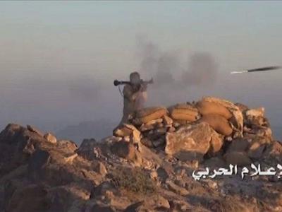 تصویر از ارتش یمن حملات گسترده متجاوزان سعودی را دفع کرد