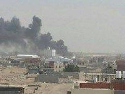 تصویر از ۶ کشته و دهها زخمی در پی انفجار بمب در غرب یمن