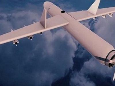 تصویر از پهپاد یمنی مواضع نظامیان سعودی را در «عسیر» هدف قرار داد
