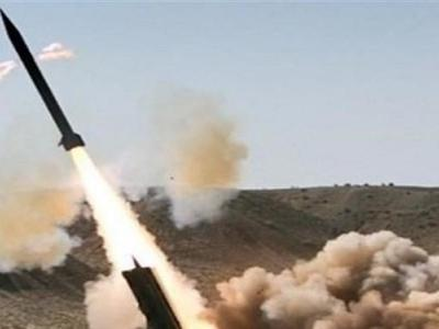 تصویر از شلیک موشک «زلزال-۱» و «زلزال-۲» به مواضع شبهنظامیان در جنوب عربستان و یمن