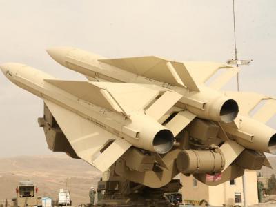 تصویر از پدافند هوایی ایران در ۴۰ سال تحریم +اینفوگرافیک