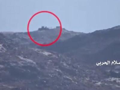 تصویر از حمله ۳ یگان یمن به جنوب عربستان
