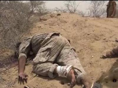تصویر از اذعان رسانههای عربستان به هلاکت نظامیان سعودی در جنوب این کشور