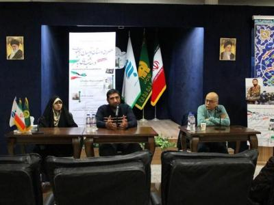 تصویر از مشهد| سعید تشکری: نویسندگان حرفهای هنوز تعریف مشخصی از ادبیات شفاهی ندارند