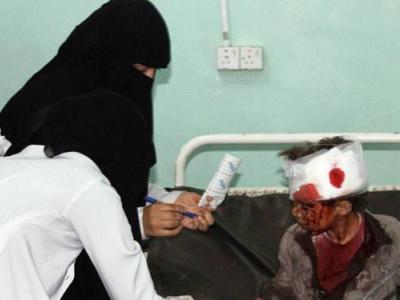 تصویر از دستکم ۱۰۰۰ غیرنظامی یمنی قربانی بمبهای آمریکایی و انگلیسی