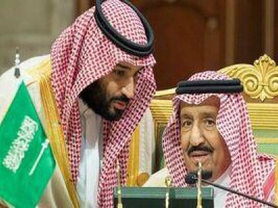 تصویر از جنگ پنهان در راس هرم قدرت عربستان سعودی