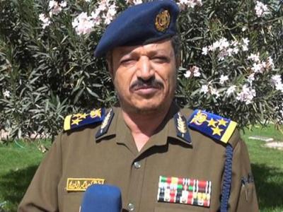 تصویر از وزیر کشور یمن درگذشت