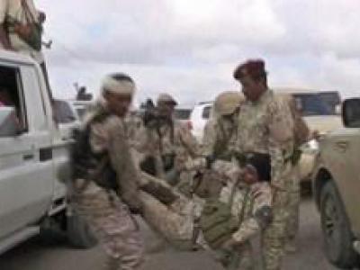 تصویر از تسلط ۷۰ درصدی نیروهای یمنی بر شهر «قعطبه»