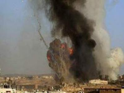 تصویر از انفجار در یمن ۱۲ کشته و زخمی بر جا گذاشت