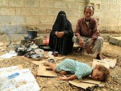 تصویر از شمار شهدا و زخمیهای جنگ یمن از ۵۰ هزار نفر فراتر رفت/ مرگ بیش از ۷۰۰ هزار یمنی بر اثر بیماری و قحطی