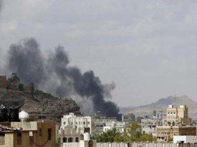 تصویر از آمریکا و انگلیس از ادامه حملات به یمن حمایت کردند