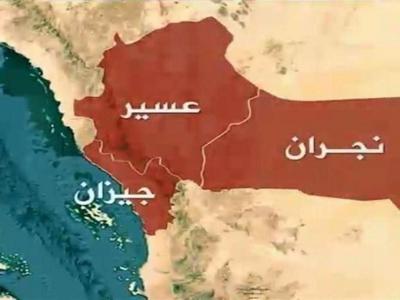 تصویر از عملیات پهپادی و توپخانهای یمنیها علیه پایگاه نظامی عربستان در جیزان