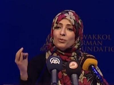 تصویر از برنده یمنی «نوبل صلح»: عربستان از انقلاب حتی در موزابیک هم وحشت دارد
