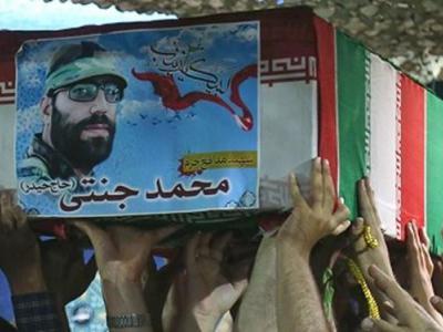 تصویر از مهمان ویژه «حاج حیدر»، آخر مجلس رسید
